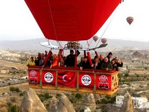 Cappadocia Balloon Tour Photos