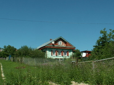 House In  Porozovo