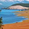 Hovsgol Lake In Mongolia