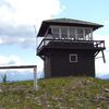 Huckleberry Fire Lookout - Glacier - USA