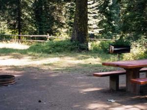 Huckleberry Mountain Campground
