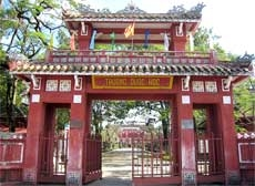 Hue National School - Quoc Hoc Hue