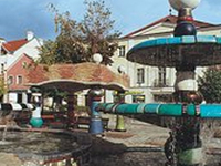 Hundertwasser Fountain