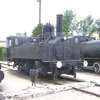 Hungarian Railway Museum In Budapest