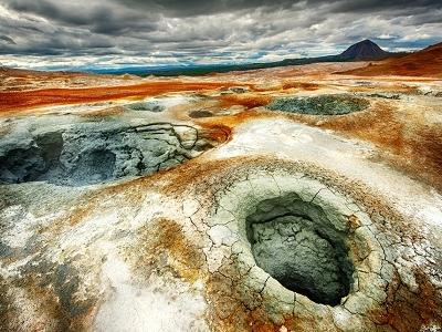 Hverir - Northeast Iceland