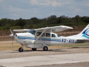 Hwange National Park Airport