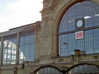 Hamburg Dammtor Station