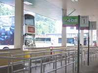HarbourFront Bus Interchange