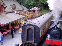 Haverthwaite Railway Station
