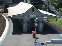 Helensburgh Railway Station