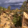 The Hell's Backbone Bridge