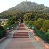 Hirakud View Of Gandhi Minar From Nehru Park