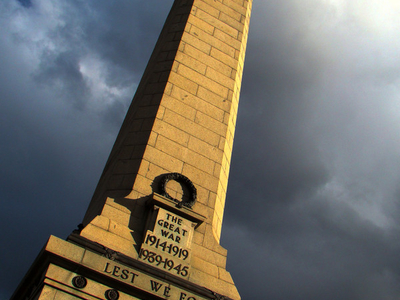 Hobart   War   Memorial   Cenotaph