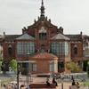 Front Of Hospital De Sant Pau
