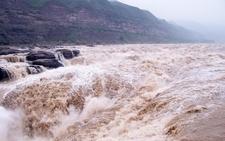 Hukou Waterfall Shanxi