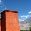 Hundur Gompa Numbra Valley Ladakh