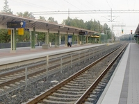 Huopalahti Railway Station