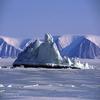 Iceberg In Qaanaaq