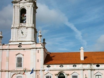 The Pousada De Dona Maria, Queluz