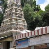 Commercial Street Roadside Temple - Bangalore