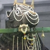 Bull Temple Idol Decoration - Bangalore