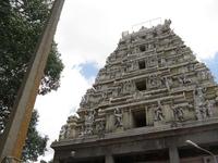 Bull Temple Shrine 'Shikhara' - Bangalore