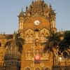 CST - Central Railway Main Gate With Tower - Mumbai