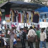 Brisk Business At Fashion Street - Mumbai