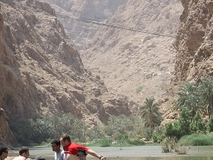 Wadi Shab One Day Trip Photos
