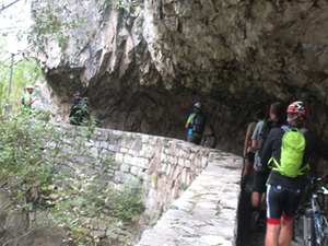 Matka Canyon On A Bike