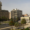 Independence Square - Montevideo