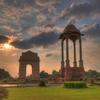 India Gate & Canopy