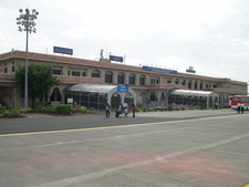 Indore Airport Arrivals
