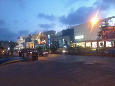 Inorbit Mall By Sunset
