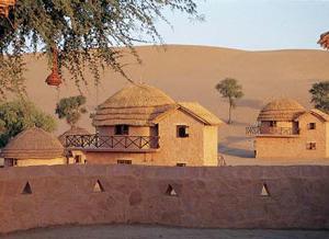 WelcomHeritage Khimsar Sand Dunes Village