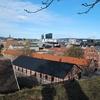 Inside Akershus Fortress