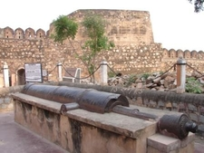 Inside Jhansi Fort