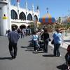 Inside Luna Park