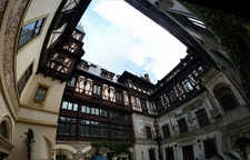 Inside Peles Castle - Sinaia