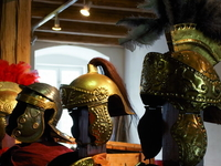 Savaria Legio's Exhibition Storage