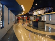 Inside View Of Prasads IMAX