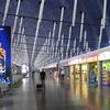 Interior Of The International Terminal