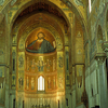 Interior Of The Monreale Cathedral.