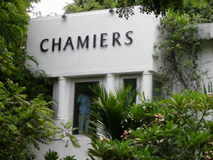 The Chamiers Park