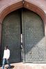 Iron Door Of The Main Entrance, Jama Masjid