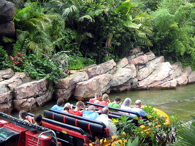 Islands Of Adventure - Cruise Ride