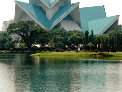 Istana Budaya  - National Theatre