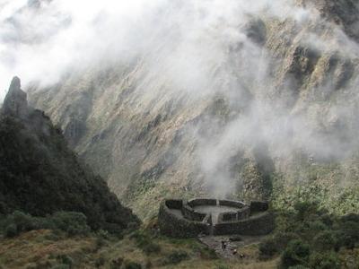 Inca Trail Runkuraqay