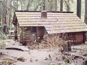 Ipsut Creek Patrol Cabin