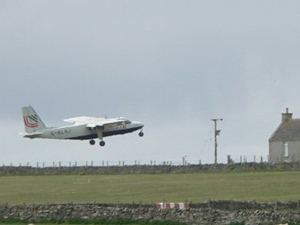 Sanday Airport